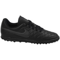 Shoes Children Football shoes Nike Majestry TF Black