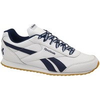 Shoes Boy Low top trainers Reebok Sport Royal CL Jogger White