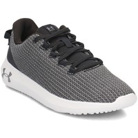 Shoes Women Low top trainers Under Armour Ripple Black, Grey
