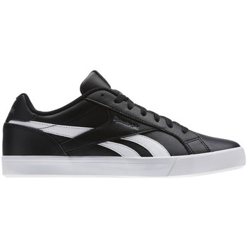 Shoes Men Low top trainers Reebok Sport Royal Comple Blackwhitealloy White,Black