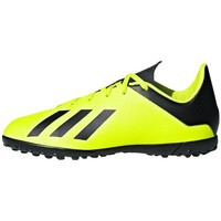 Shoes Children Football shoes adidas Originals X Tango 184 TF J Black,Yellow