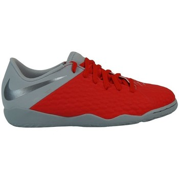 Shoes Children Football shoes Nike Hypervenom Phantom Academy Red,Grey