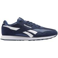 Shoes Men Low top trainers Reebok Sport Royal Ultra White,Navy blue
