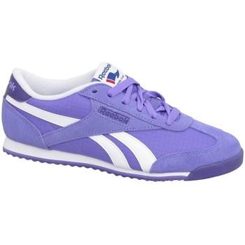 Shoes Women Low top trainers Reebok Sport Royal CL Rayen White