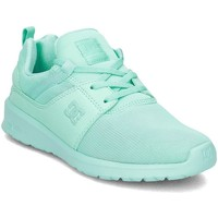 Shoes Women Low top trainers DC Shoes Heathrow Green
