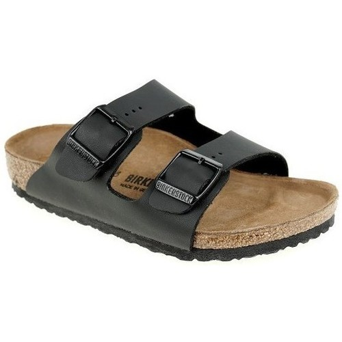 Shoes Children Sandals Birkenstock Arizona Kids BF Black