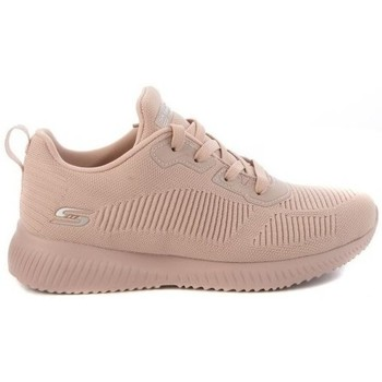 Shoes Women Low top trainers Skechers Bobs Squad Pink