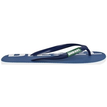 Shoes Men Flip flops Diesel Y01938P2294H7223 Blue
