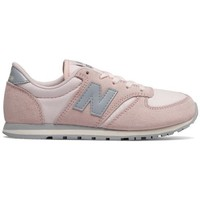 Shoes Girl Low top trainers New Balance 420 Pink