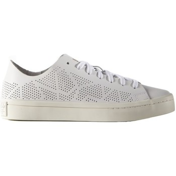 Shoes Women Low top trainers adidas Originals Courtvantage TF W White