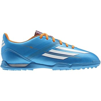 Shoes Children Football shoes adidas Originals F10 Trx TF JR Blue,Orange