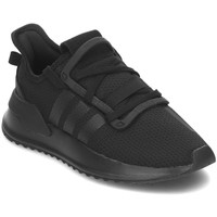Shoes Children Running shoes adidas Originals U Path Run Black