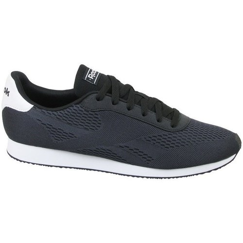 Shoes Men Low top trainers Reebok Sport Royal CL Jogger 2PX White,Black