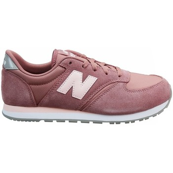 Shoes Children Low top trainers New Balance YC420PP Pink