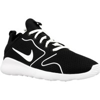 Shoes Children Low top trainers Nike Kaishi 20 GS White, Black