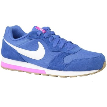 Shoes Boy Running shoes Nike MD Runner 2 GS Blue