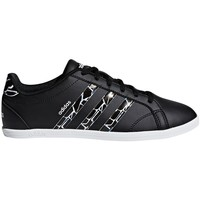 Shoes Women Low top trainers adidas Originals VS Coneo QT W Black