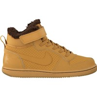 Shoes Children Hi top trainers Nike Court Borough Mid Wtr Psv Honey