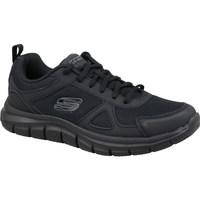 Shoes Men Running shoes Skechers Trackscloric Black