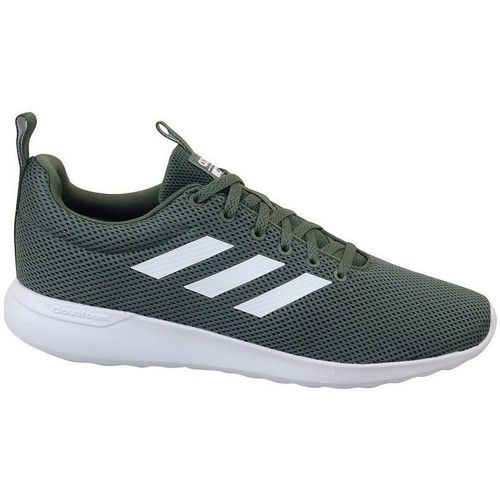 Shoes Men Low top trainers adidas Originals Lite Racer Cln Green, Olive