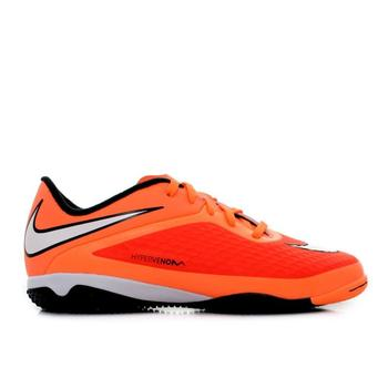 Shoes Children Football shoes Nike Hypervenom Phelon IC JR Orange