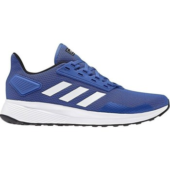 Shoes Men Low top trainers adidas Originals Duramo 9 Blue