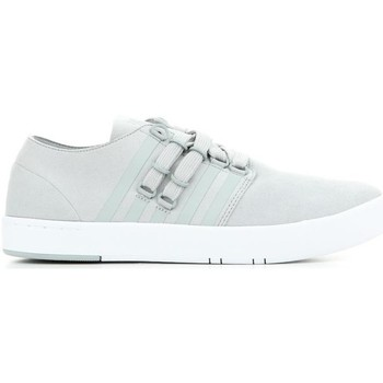 Shoes Men Low top trainers K-Swiss DR Cinch LO Grey