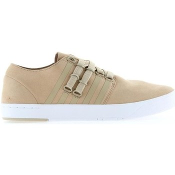 Shoes Men Low top trainers K-Swiss DR Cinch LO Beige