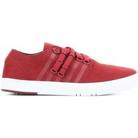 Shoes Men Low top trainers K-Swiss DR Cinch LO Red