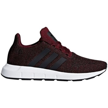Shoes Children Running shoes adidas Originals Swift Run J Burgundy