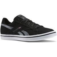 Shoes Men Low top trainers Reebok Sport LC Court Vulc Low White,Black,Grey