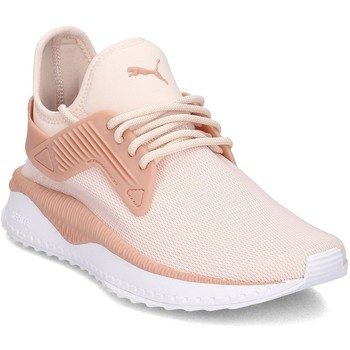 Shoes Girl Low top trainers Puma Tsugi Cage Pink