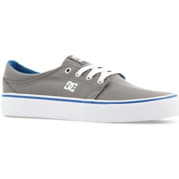 Shoes Men Low top trainers DC Shoes Trase TX Grey