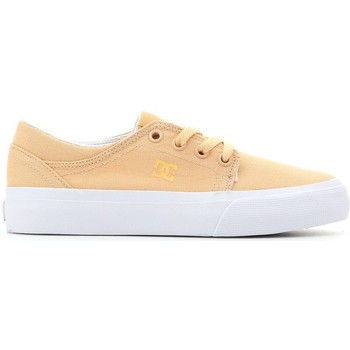 Shoes Children Low top trainers DC Shoes Trase TX Yellow