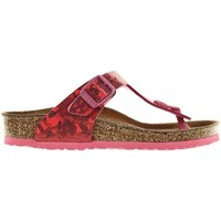 Shoes Girl Flip flops Birkenstock Gizeh Kids Red