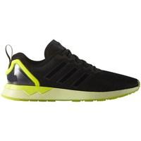 Shoes Men Low top trainers adidas Originals ZX Flux Adv Black