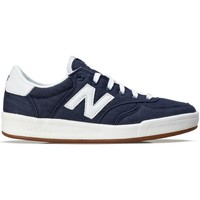 Shoes Women Low top trainers New Balance 300 White, Navy blue