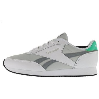 Shoes Women Low top trainers Reebok Sport Royal CL Jog White, Grey