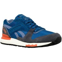 Shoes Women Low top trainers Reebok Sport GL 6000 WW Blue, Orange, Graphite