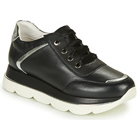 Shoes Women Low top trainers Café Noir MATIS Black