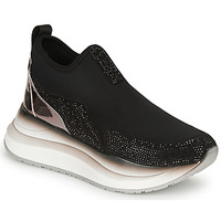 Shoes Women Low top trainers Café Noir MATELO Black