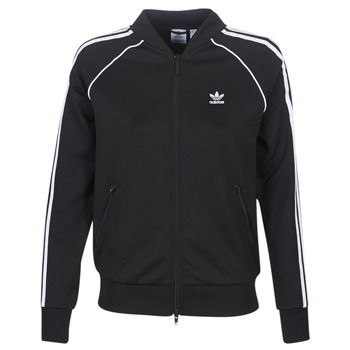 Clothing Women Track tops adidas Originals SS TT Black