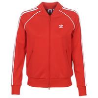 Clothing Women Track tops adidas Originals SS TT Red