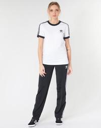Clothing Women Tracksuit bottoms adidas Originals FIREBIRD TP Black