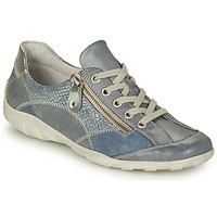 Shoes Women Low top trainers Remonte Dorndorf MOSKI Blue