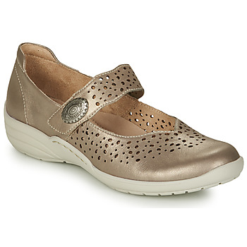 Shoes Women Flat shoes Remonte Dorndorf NATALITE Gold