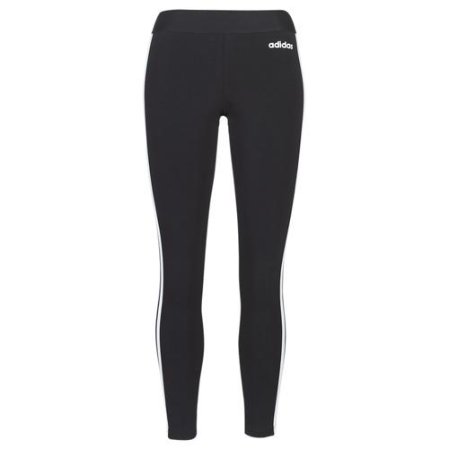 Clothing Women leggings adidas Performance E 3S TIGHT Black