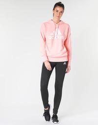 Clothing Women Leggings adidas Performance MH 3S Tights Black