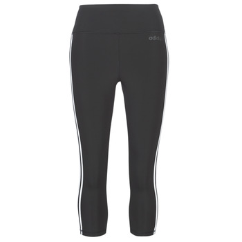 Clothing Women leggings adidas Performance D2M 3S 34 TIG Black