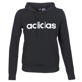 Clothing Women sweaters adidas Performance E LIN OH HD Black